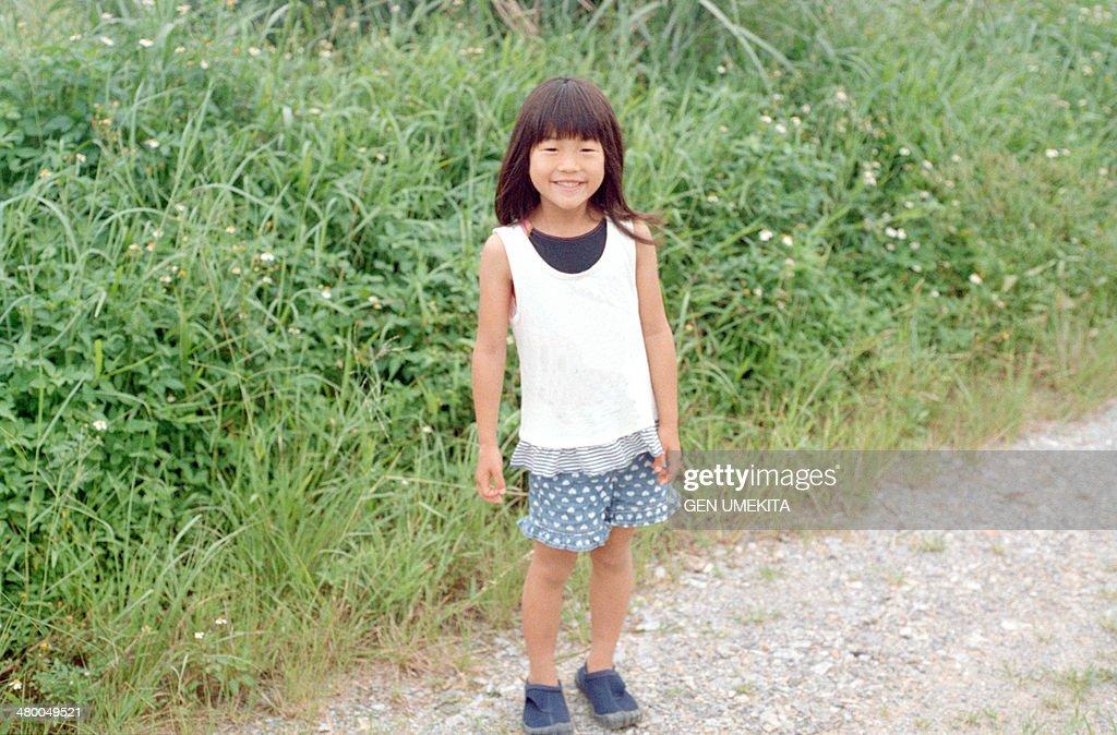 portrait of a girl : ストックフォト