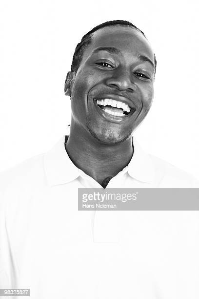 Portrait of a hip hop dancer smiling