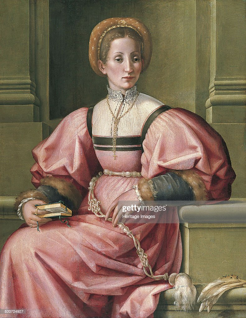 Portrait of a Lady Found in the collection of ThyssenBornemisza Collections