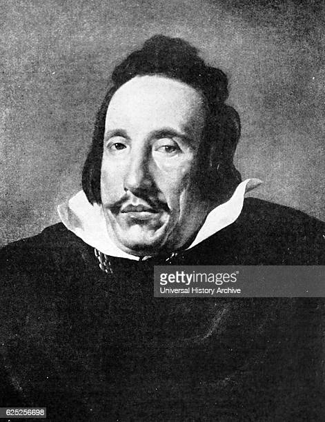 Portrait of a man by Diego Velazquez a Spanish painter Dated 17th Century
