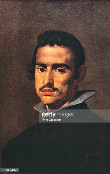 Portrait of a Man' c1623 The painting is held at the Museo del Prado Madrid From Les ChefsD'Ouevre Du Musée Du Prado [Les Éditions Holbein...