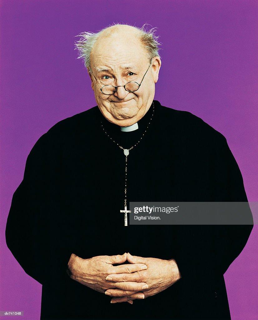 Portrait of a Priest