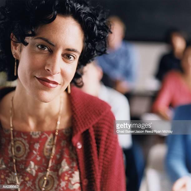Portrait of a Professor