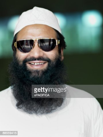 A portrait of a Quran Professor. : Stock Photo