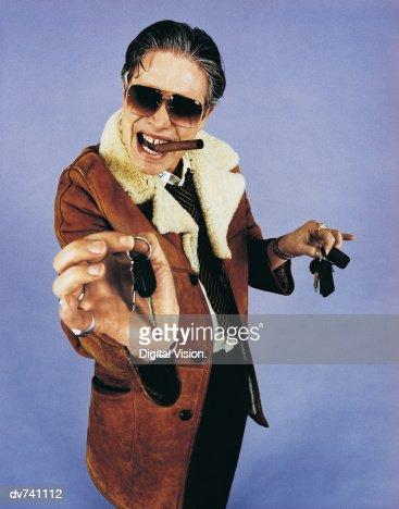 Portrait of a Salesman