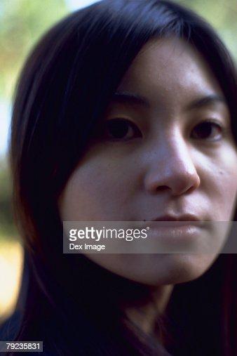 Portrait of a School girl : Stock Photo