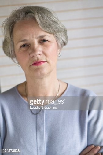 portrait of a senior woman photo getty images. Black Bedroom Furniture Sets. Home Design Ideas