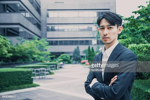 の肖像、実りあるビジネスエグゼクティブ