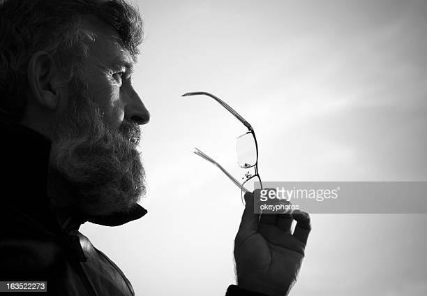 Portrait d'un homme de Turquie