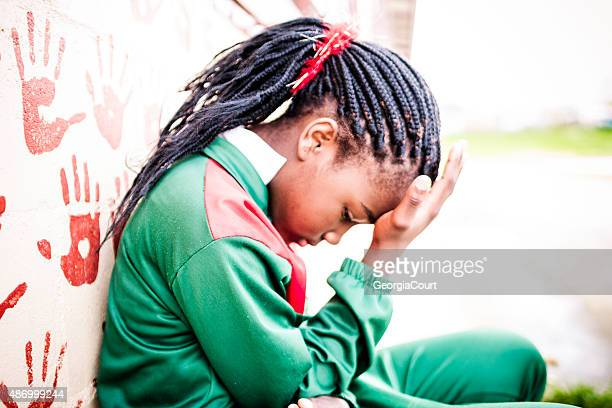 Portrait de la personne victime de violence à l'école