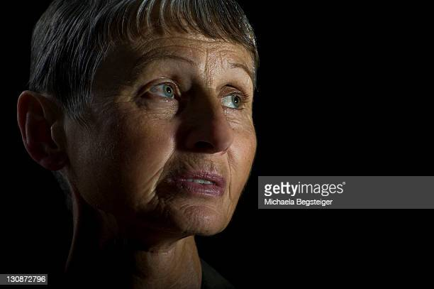 Portrait of a woman 60+