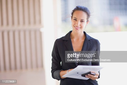 Portrait of a woman : Foto stock