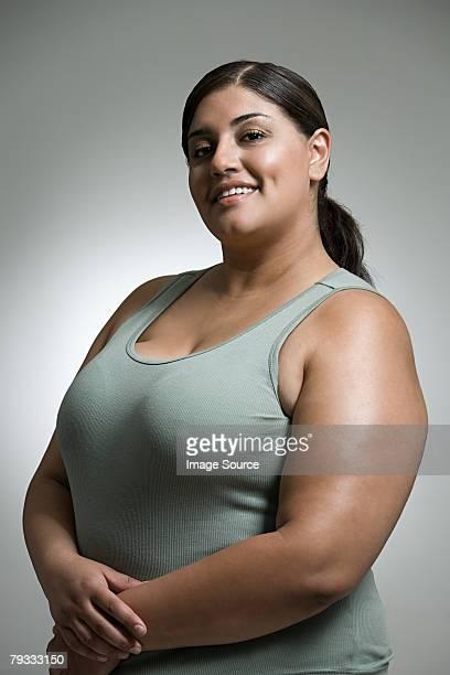 Plump latina women