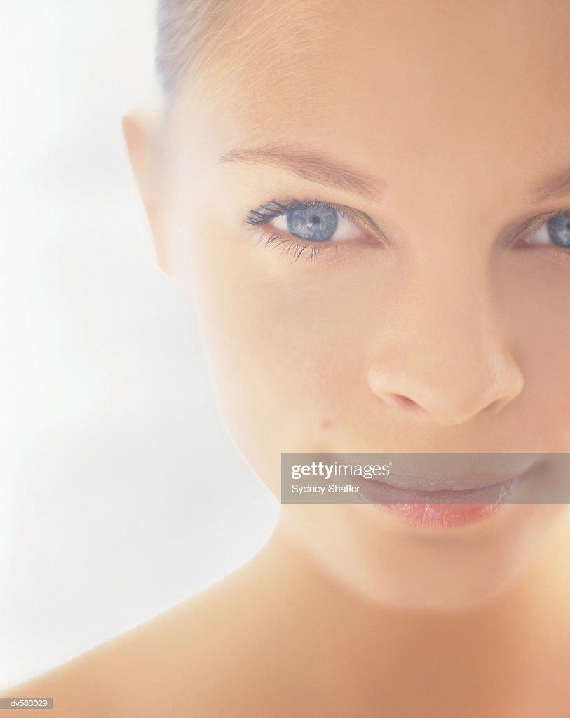 Portrait of a Woman : Stock Photo