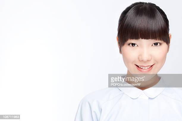 Portrait of a young nurse