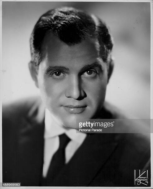 Portrait of actor and comedian Alan King circa 19551965