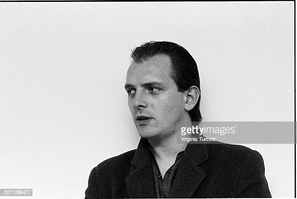 Portrait of actor and comedian Rik Mayall United Kingdom 9th October 1984