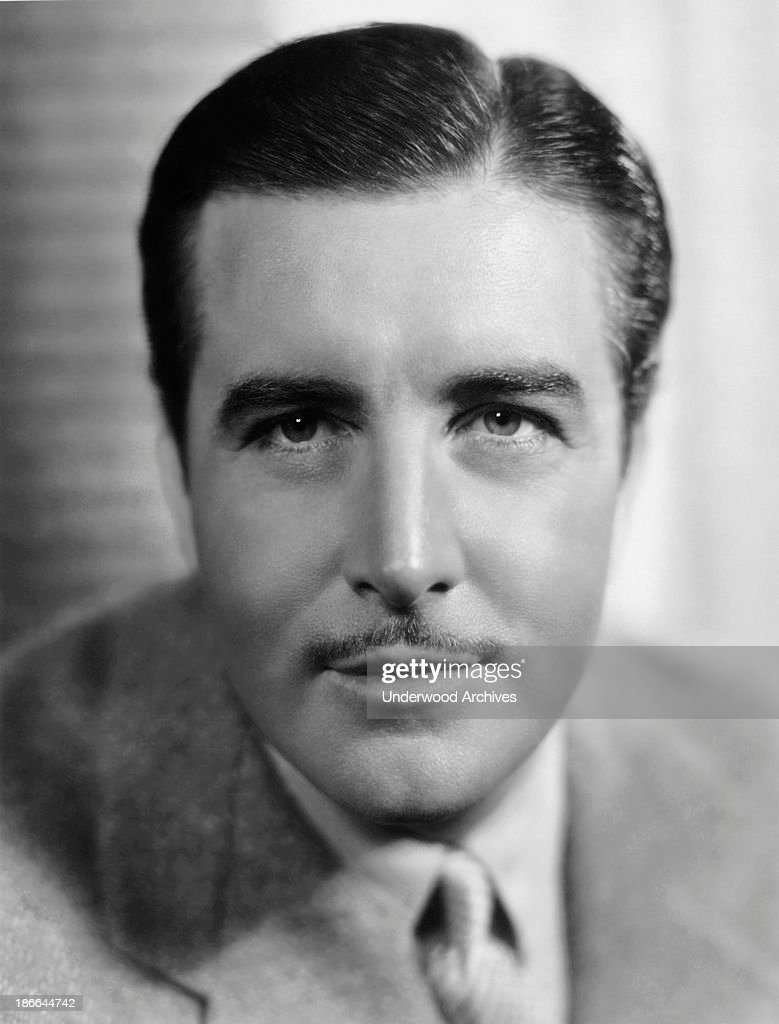 A portrait of actor John Boles who is featured in the film 'The Littlest Rebel' Hollywood California 1935