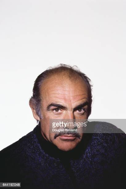 Portrait of Actor Sean Connery