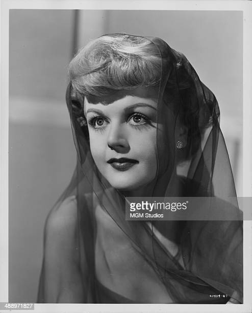 Portrait of actress Angela Lansbury as she appears in the film 'The Red Danube' for MGM Studios 1949