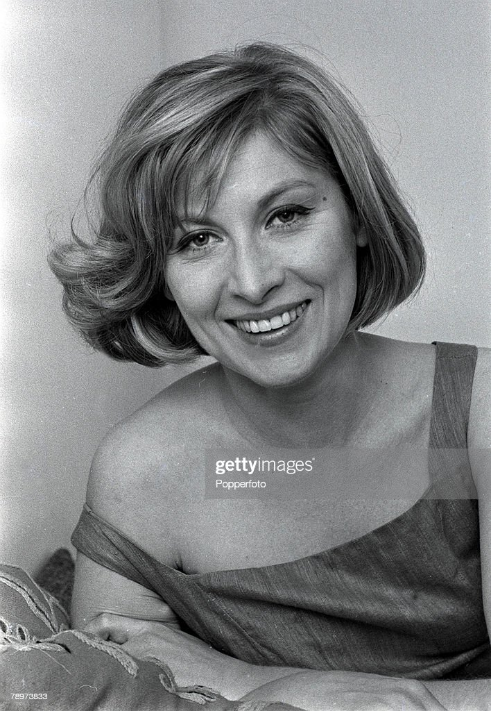 Portrait of actress Ann Lynn, 1966