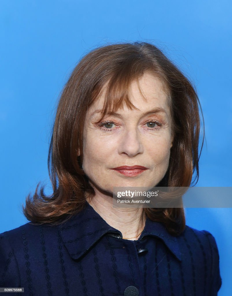 Portrait of actress <a gi-track='captionPersonalityLinkClicked' href=/galleries/search?phrase=Isabelle+Huppert&family=editorial&specificpeople=662796 ng-click='$event.stopPropagation()'>Isabelle Huppert</a> during the 66th Berlinale International Film Festival on February 13, 2016 in Berlin, Germany.
