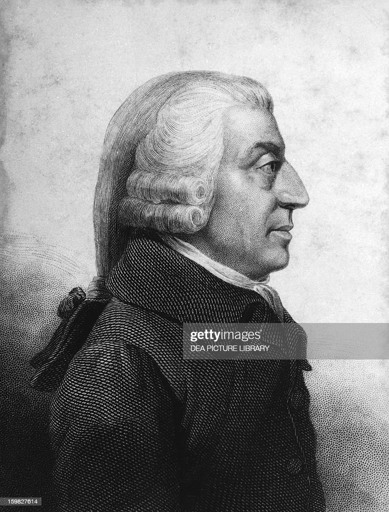 A history of the british philosopher and economist adam smith