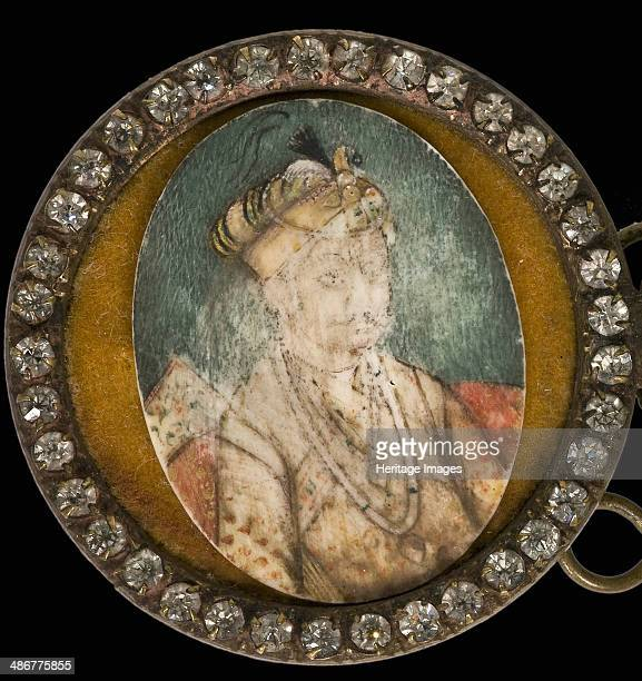 Portrait of Akbar the Great Mughal Emperor Artist Anonymous
