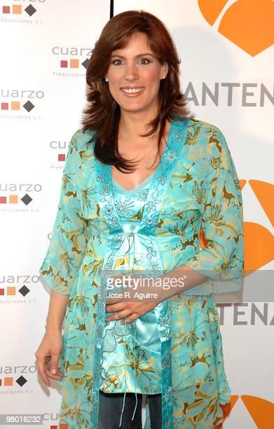 Portrait of Alicia Senovilla
