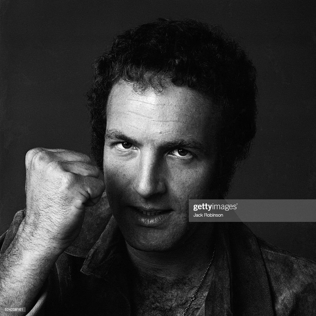 Portrait of American actor <a gi-track='captionPersonalityLinkClicked' href=/galleries/search?phrase=James+Caan+-+Attore&family=editorial&specificpeople=206773 ng-click='$event.stopPropagation()'>James Caan</a>, New York, New York, October 1971.
