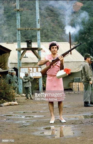 Image result for corporal klinger getty images
