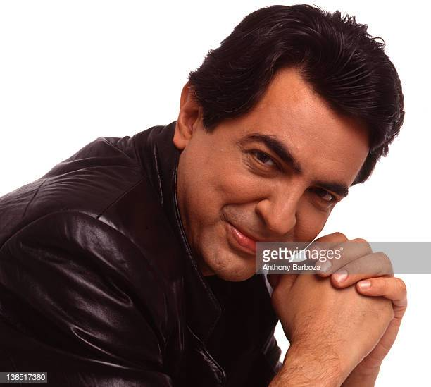 Portrait of American actor Joe Mantegna 1991
