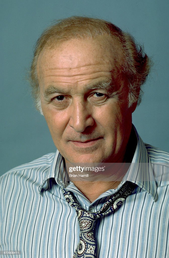 Portrait of American actor Robert Loggia on the set of the film 'Big' 1988