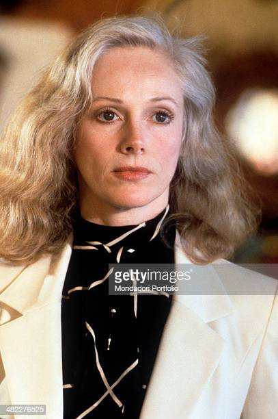 Portrait of American actress and director Sondra Locke in Sudden Impact USA 1983