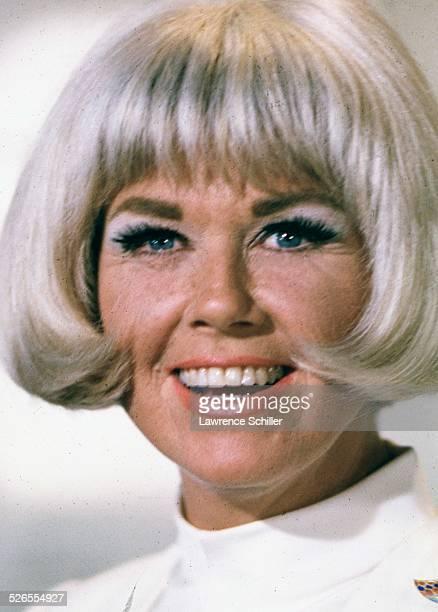 Portrait of American actress Doris Day Los Angeles California 1966