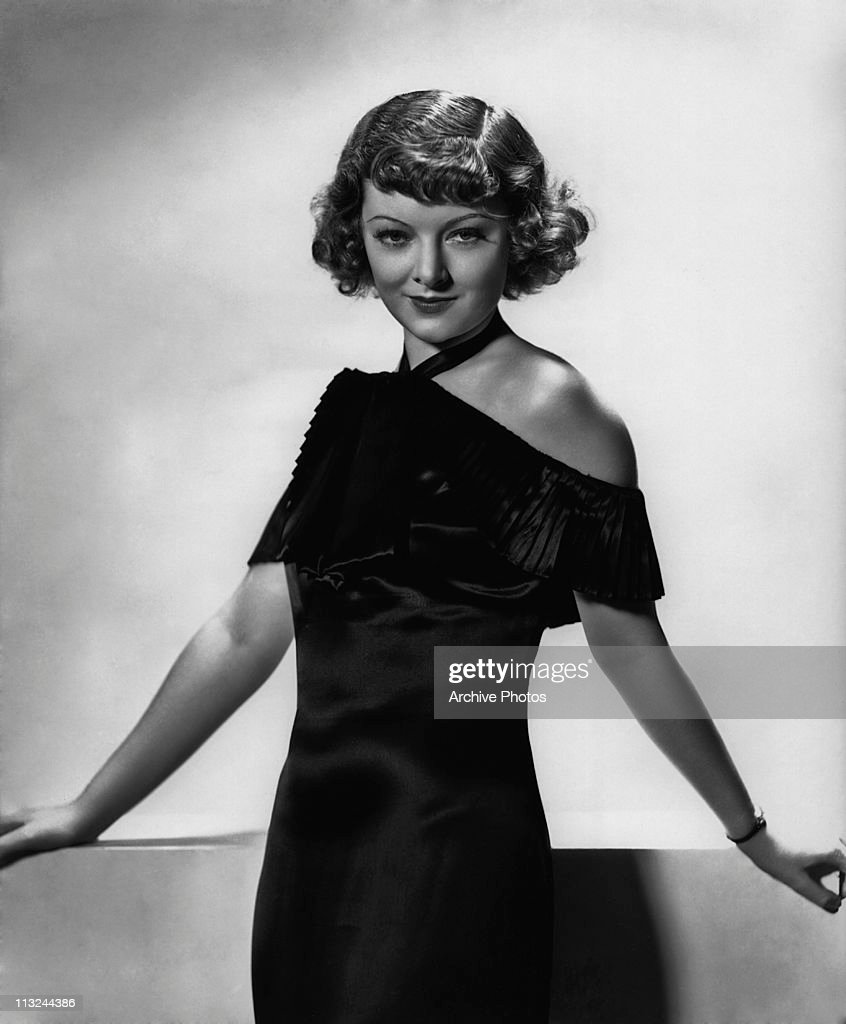 Portrait of American actress <a gi-track='captionPersonalityLinkClicked' href=/galleries/search?phrase=Myrna+Loy&family=editorial&specificpeople=93857 ng-click='$event.stopPropagation()'>Myrna Loy</a> (1905 Ð 1993) in 1933.