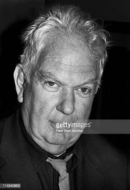 Portrait of American artist Alexander Calder 1952