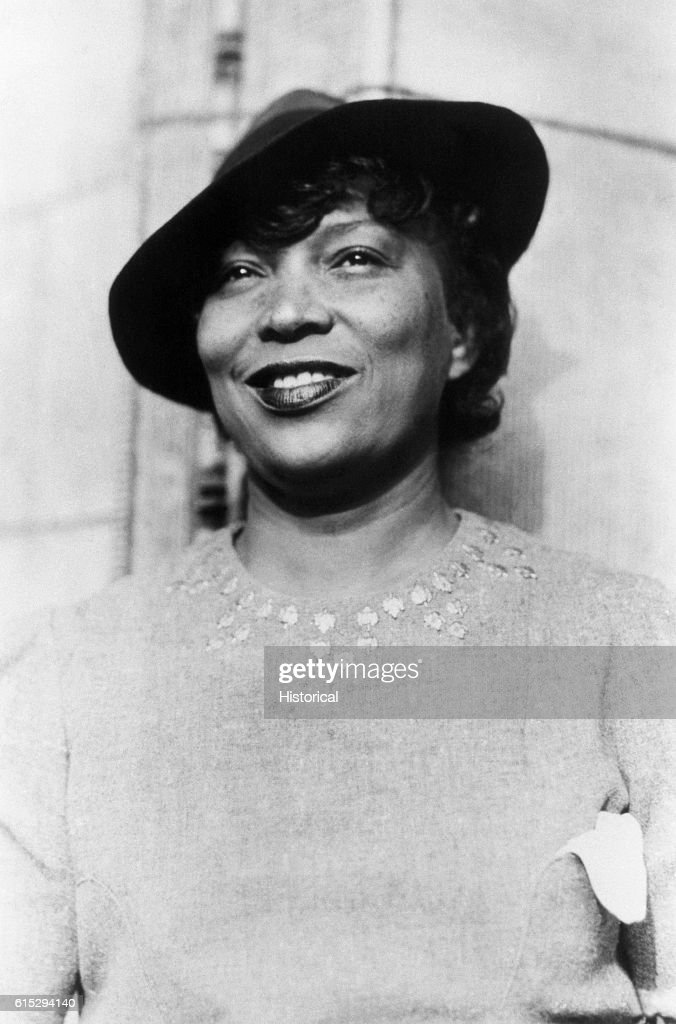 Zora Neale Hurston (1903-1960) studied anthropology under scholar Franz Boas. She wrote several novels, drawing heavily on her knowledge of human development and the African American experience in America. She is best known for Their Eyes Were Watching God.