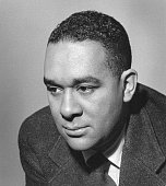 Portrait of American author Richard Wright 1946