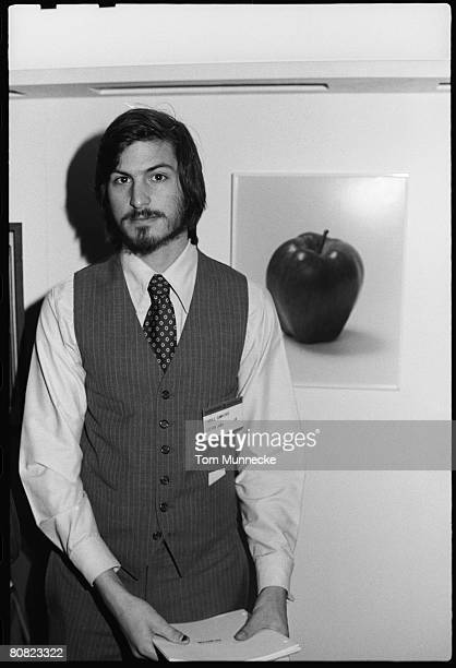 Image result for steve jobs young getty images