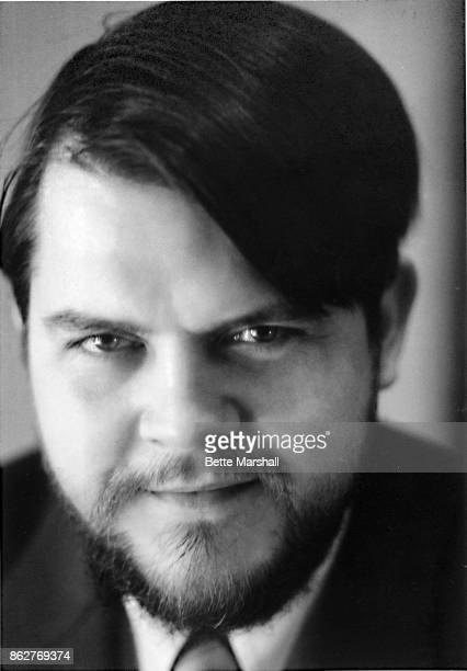 Portrait of American chess grandmaster William Lombardy 1970s