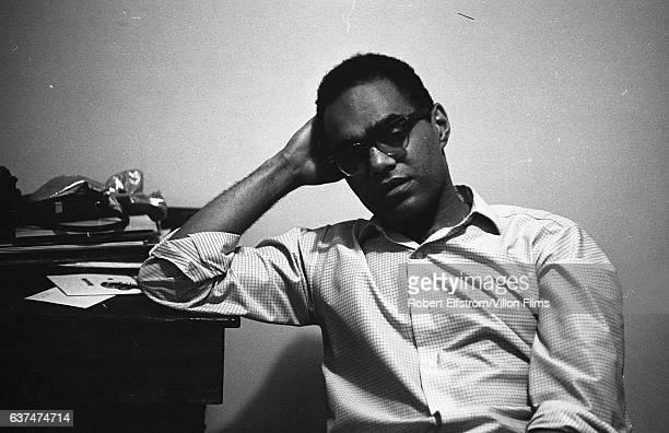 Portrait of American Civil Rights activist Robert Parris Moses New York 1964