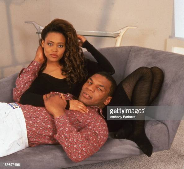 Mike Tyson And Robin Givens Pictures Getty Images