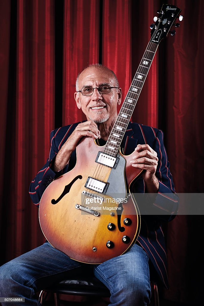Larry Carlton Portrait Shoot