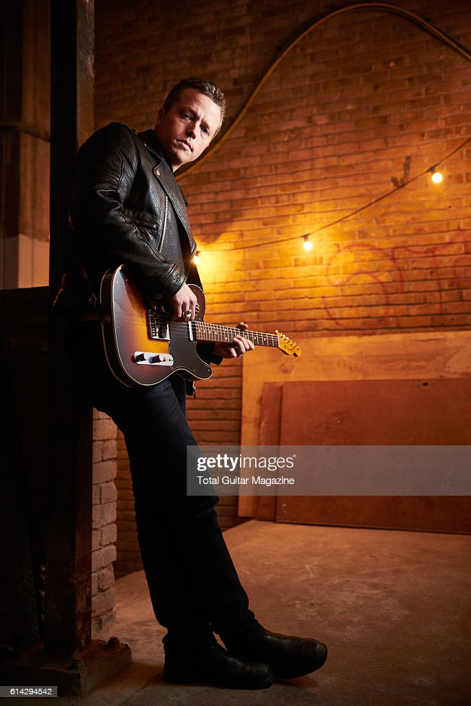 Jason Isbell Portrait And Live Shoot