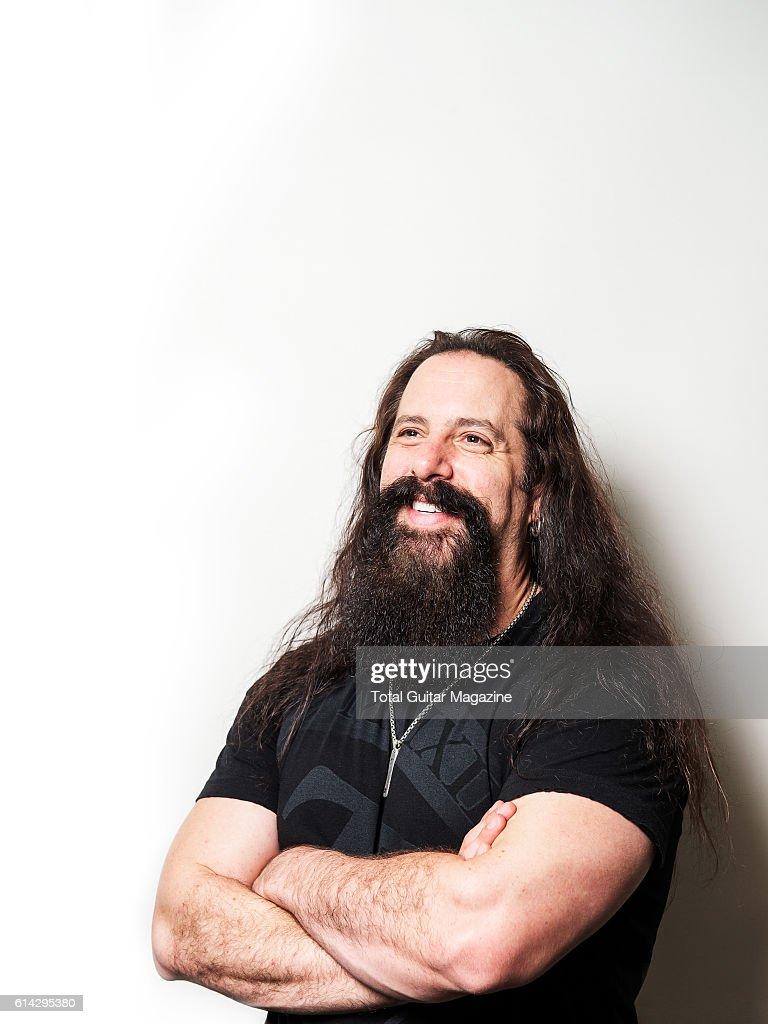 John Petrucci  Portrait Shoot