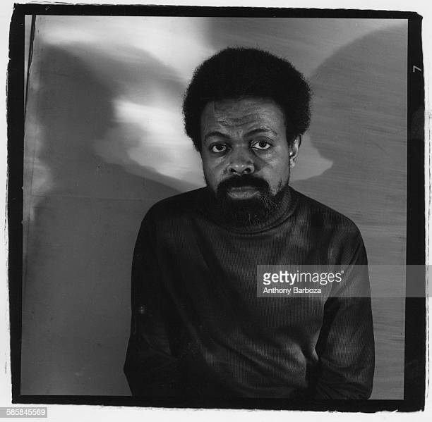 Portrait of American poet and playwright Amiri Baraka 1975