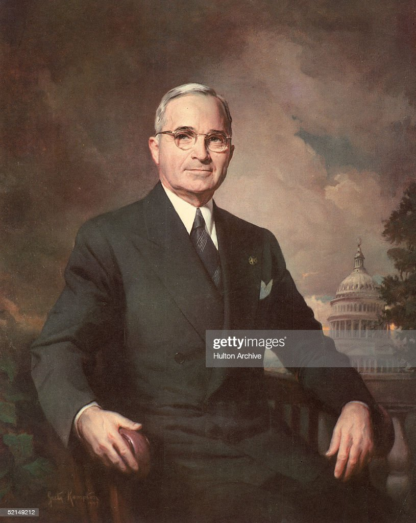 a biography of harry s truman an american president - president harry s truman was born in the small town of lamar, missouri on may 8, 1884 to a farmer and livestock dealing father, john anderson truman and martha ellen young truman truman was named after his grandfather on his mother's side, harrison young.