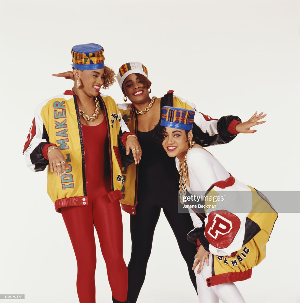 #10 - Hiphop pioneers Salt-N-Pepa reached number 3 on the charts with 'Whatta Man' in 1994.