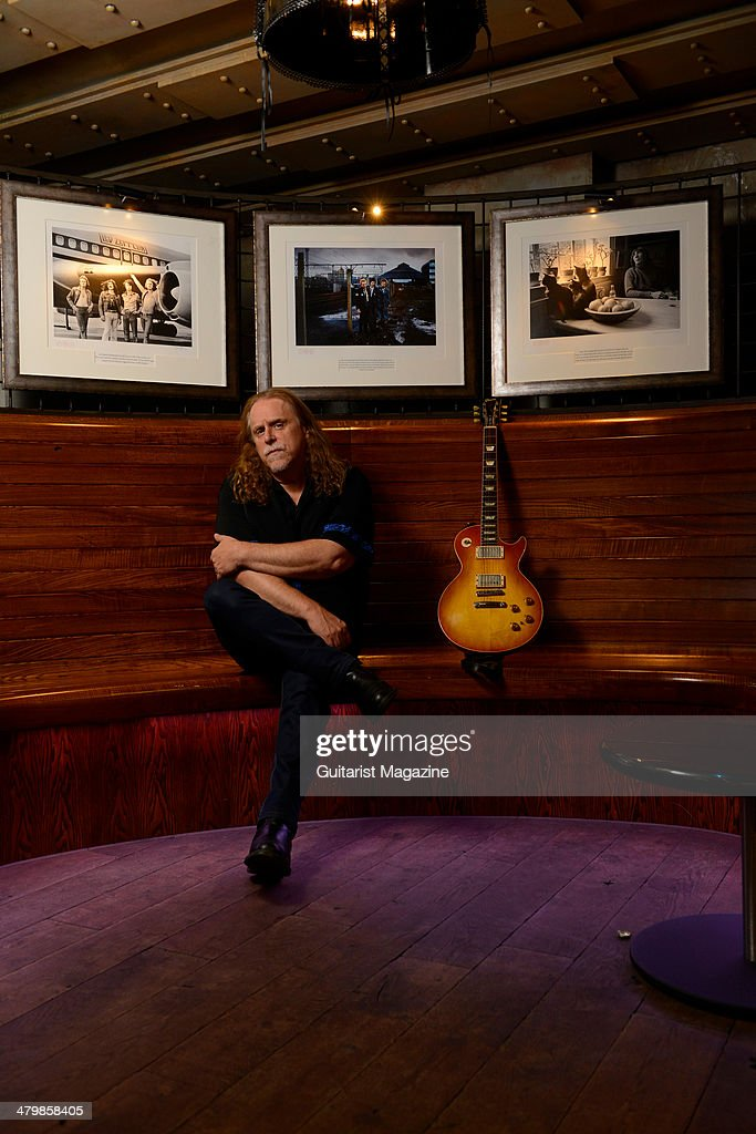 Warren Haynes Portrait Shoot